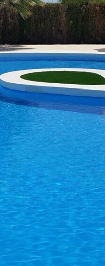 Our Sparkling Seasonal Outdoor Swimming Pool